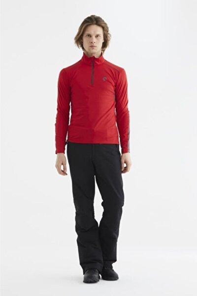Bosten Erkek Sweatshirt Kırmızı/gri