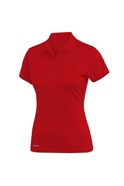 Kadın Dry Touch Nefes Alabilir Polo Yaka Tişört