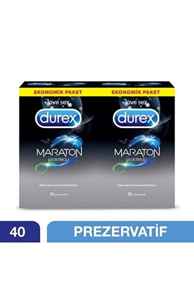 Maraton 40' Lı Geciktiricili Prezervatif