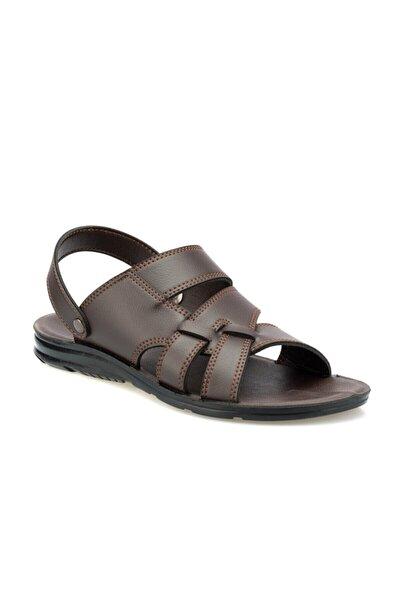 160223.M Kahverengi Erkek Sandalet 100500919
