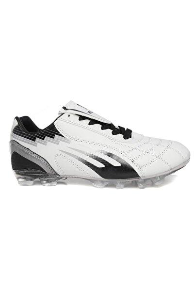 Erkek Beyaz Krampon Futbol  Spor Ayakkabı S910