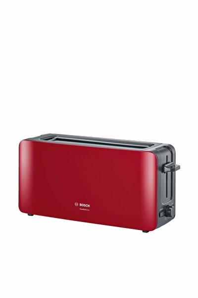 TAT6A004 Ekmek Kızartma Makinesi Kırmızı
