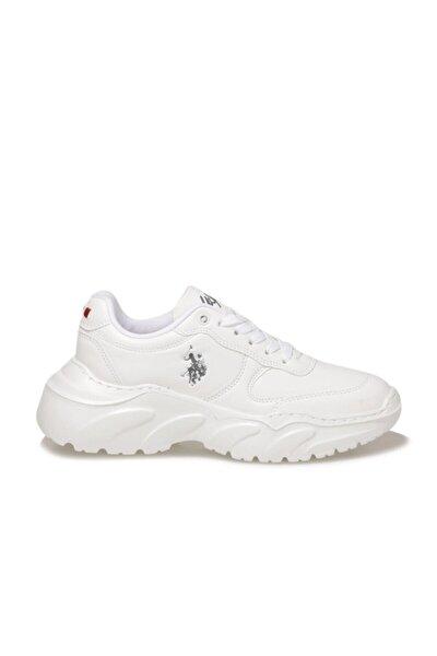Kadın Beyaz Lovely Comfort Casual Snekars Ayakkabı