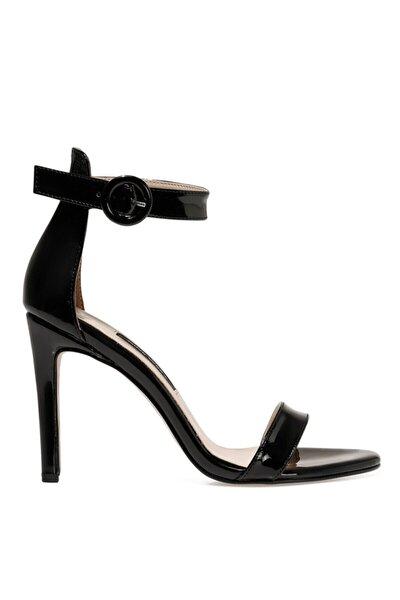 LINDIT2 Siyah Kadın Topuklu Sandalet 100556624