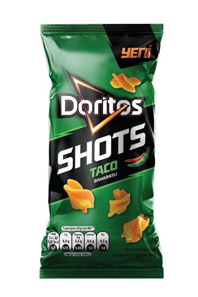 Shots Taco Baharatlı Cips 28 gr