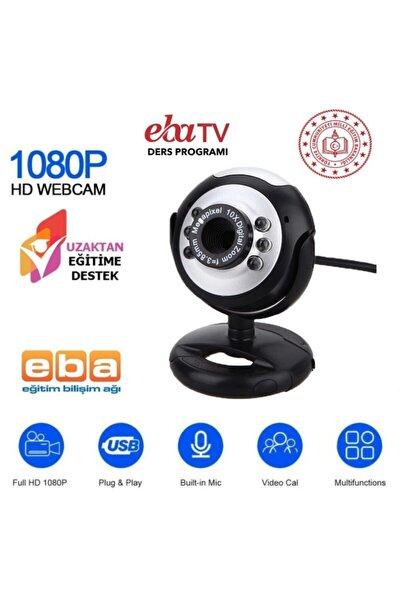 Webcam Mikrofon Usb Kamera Tak Çalıştır Eba Uzaktan Eğitim Bt-2