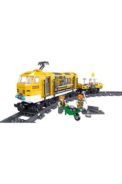 Tren Seti ve Tren Yolu Oyuncak