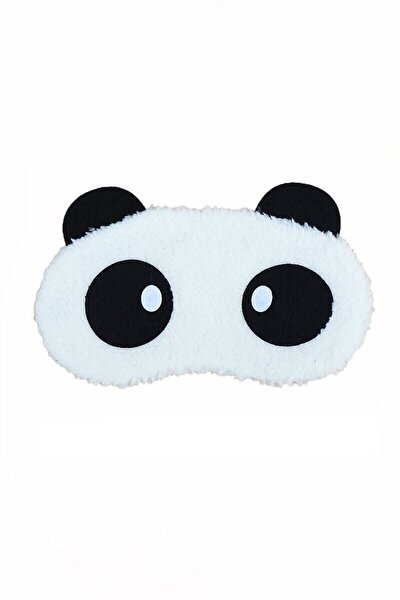 Peluş Panda Uyku Bandı