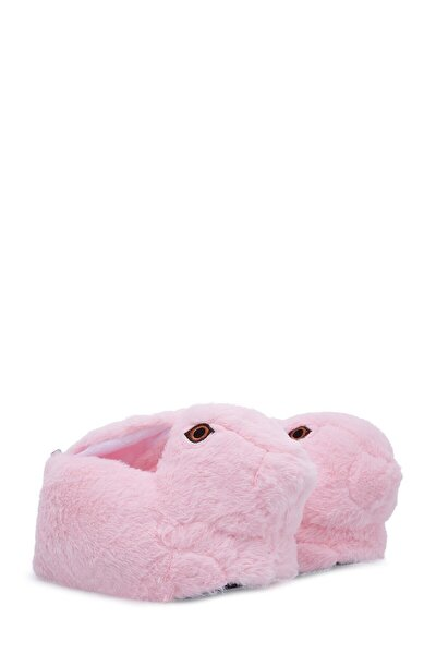 Kadın Pembe Panduf Tavşanlı Panduf Ev Içi Bot