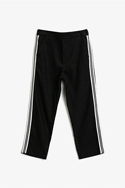 Siyah Erkek Çocuk Jeans