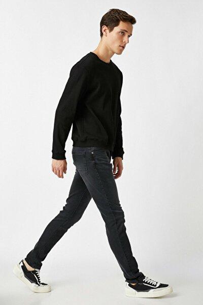 Erkek Gri Jeans 1KAM43262LD