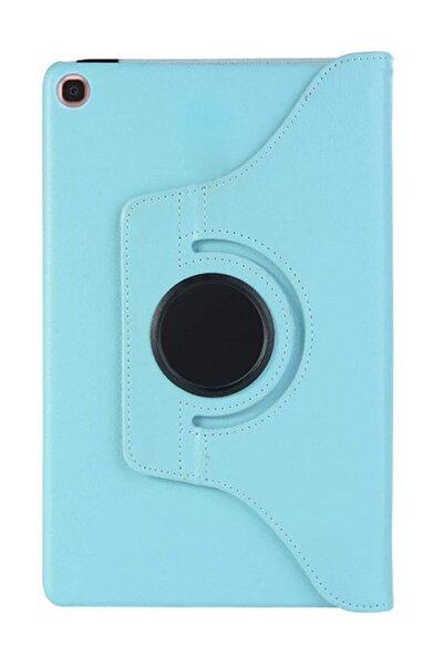 Mavi Samsung Galaxy Tab A 10.1 Sm-t510 Sm-t517 360 Derece Döner Kılıf