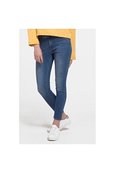 Kadın Mavi Nicole Denim Pantolon Lf2018629
