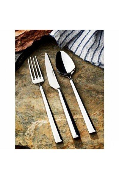 Beyaz Çatal Kaşık Bıçak Takımı 30 Parça