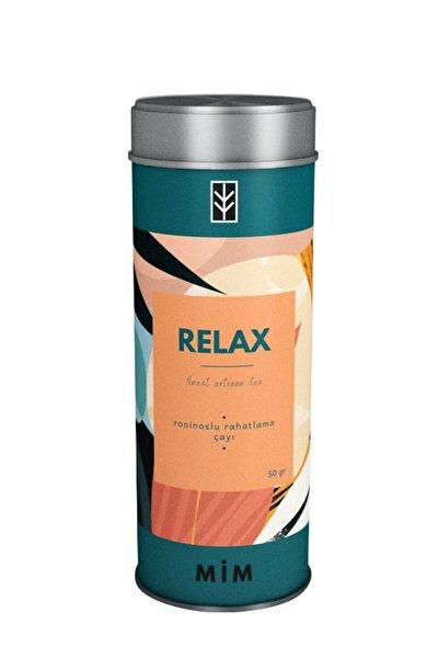 Relax Tea - Rooiboslu Bitki Çayı