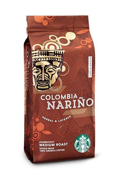 Colombia Filtre Kahve 250 gr Kahve Makinesi Için Çekilmiştir