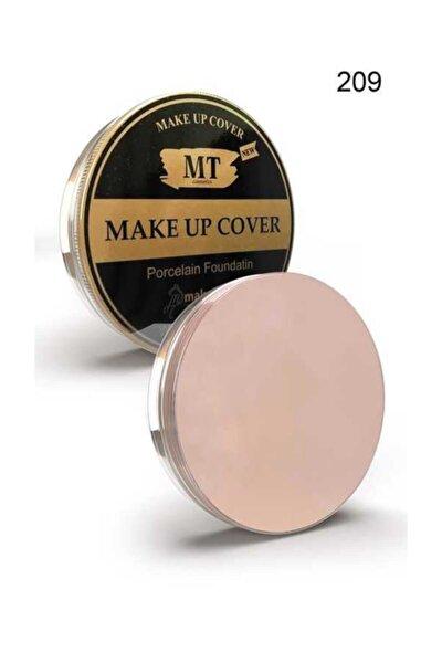 Mt Porselen Fondöten Make-up Cover 209 Açık Ton