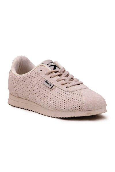 Krem Spor Ayakkabı Carina