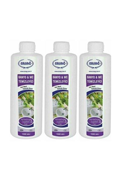 Antibakteriyel Banyo Wc Temizleyici 3 Adet X 1000 ml.