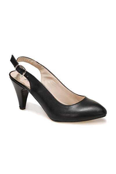 317077.Z 1FX Siyah Kadın Arkası Açık Ayakkabı 101012512
