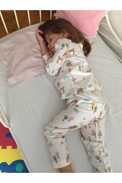 Pazen Çocuk Pijaması