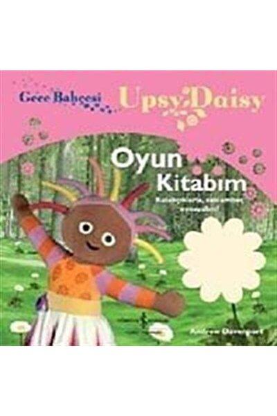 Gece Bahçesi - Upsy Daisy Oyun Kitabım