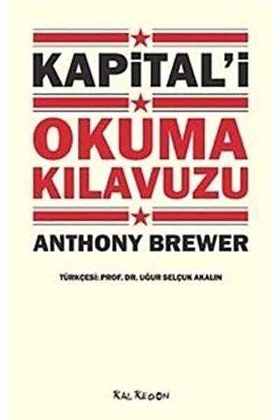 Kapital' I Okuma Kılavuzu