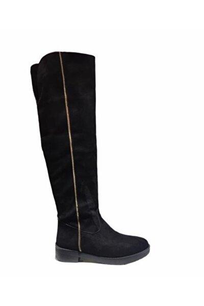 Siyah Nubuk Çizme