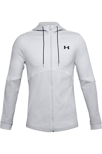 Erkek Spor Sweatshirt - Double Knit Fz Hoodie - 1352012-015