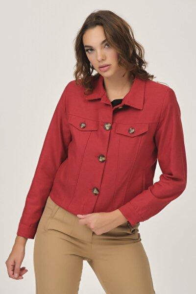 Önü Düğmeli Ceket