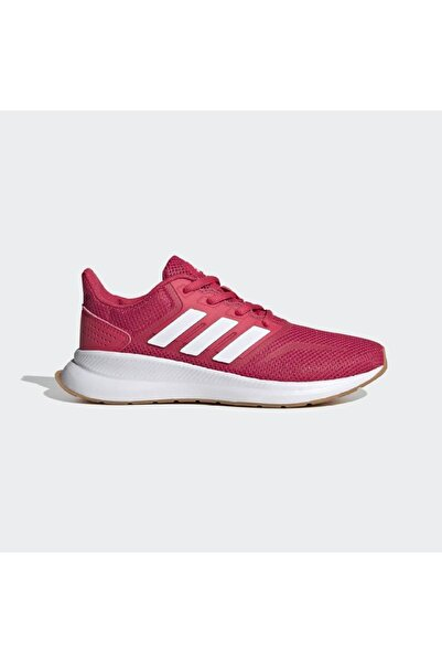RUNFALCON K Pembe Kız Çocuk Koşu Ayakkabısı 100663952