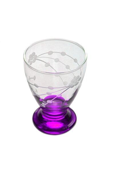 41011 Çın Çın 12 Adet ( Mor Selvi) Su-meşrubat Bardağı