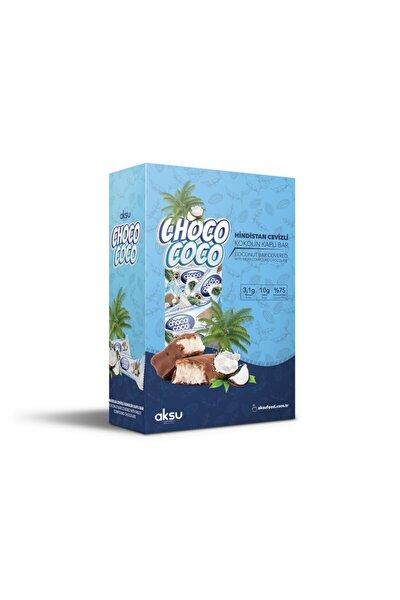 Aksu Hindistan Cevizli Mini Coconut Bar 1000 gr (10 gr X 100 Adet)
