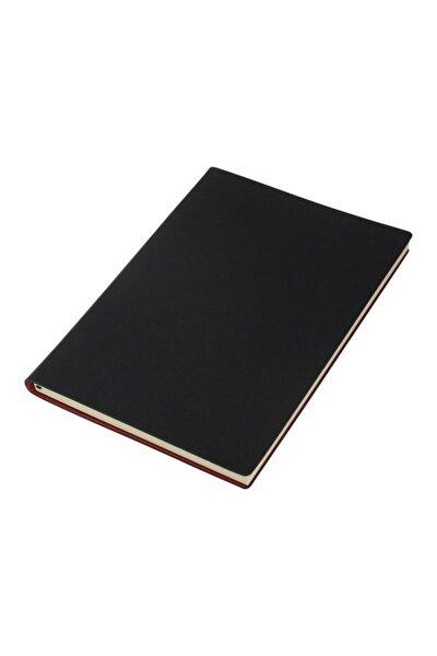 Bullet Journal Noktalı Zamansız Ajanda - 96 Yaprak Siyah Soft Kapak