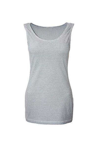 Kadın Gri Tişört - Bga510497