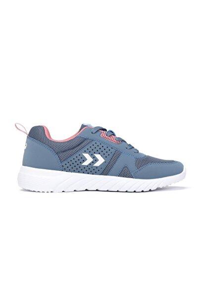 HMLVERONA Mavi Kadın Koşu Ayakkabısı 101085929
