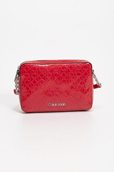 Kadın Kırmızı Crossbody Omuz Çanta