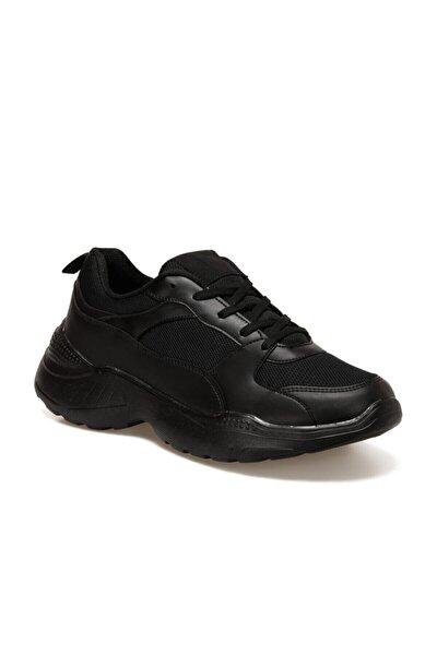 Fredo Siyah Erkek Sneaker