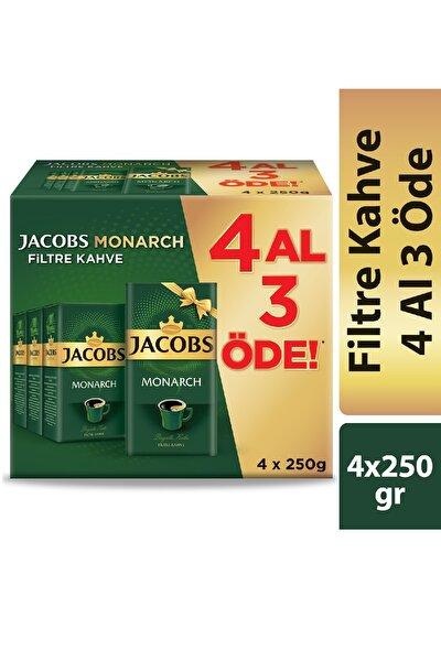 Monarch Filtre Kahve 250 gr 4 Al 3 Öde