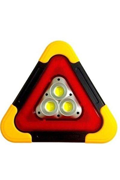 Xx-66 Çok Fonksiyonlu Reflektör Işıklı Ikaz Lambası 8014