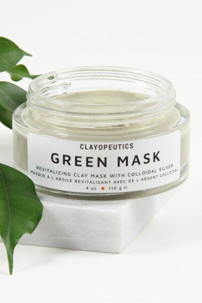 Green Mask / Doğal Vegan Yeşil Kil Maskesi 110 gr