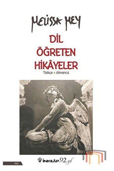 Dil Öğreten Hikayeler-türkçe Almanca
