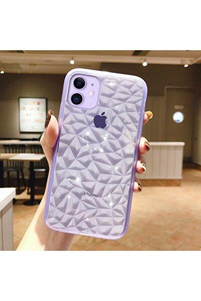 Apple Iphone 12 Ve 12 Pro 3d Dokulu Piramit Desen Kılıf