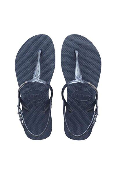 Kadın Mavi Sandalet  41447560089378