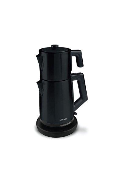 Incedem Çelik Siyah Çay Makinesi Ve Su Isıtıcı In 6306s