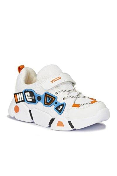 346.21y.134 Unisex Beyaz Çocuk Spor Ayakkabı