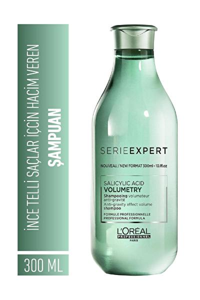 Serie Expert Volumetry İnce Telli Saçlar için Hacim Veren Şampuan 300 ml