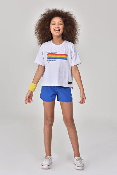 Kız Çocuk Şort GS-8197