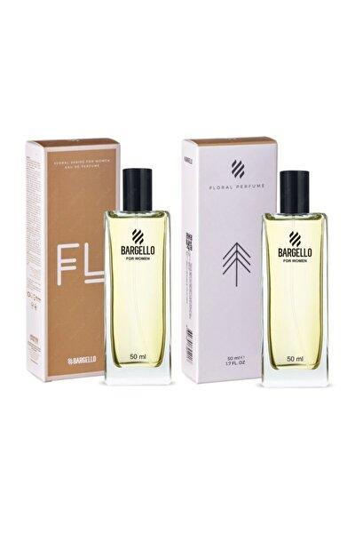 2 Adet X 50 Ml Bayan Kadın Parfüm 408 Floral 50 Ml Edp