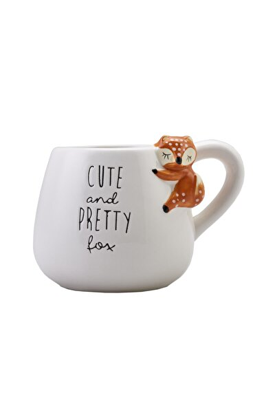 Animal Fox Kupa/Mug